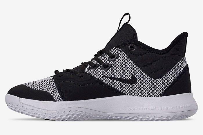 Nike Pg3 Black Grey Ao2607 002 3