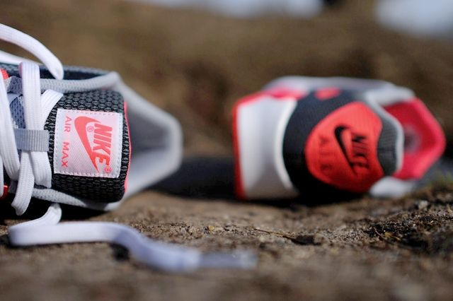 Nike Am90 Jacquard Infrared Bump 7