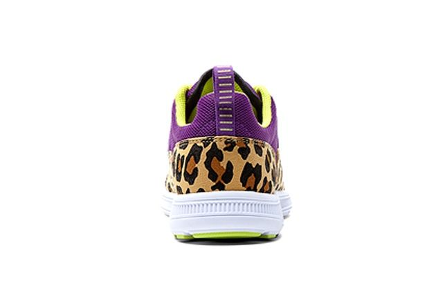 Supra Owen Womens Purple Cheetah Heel 1