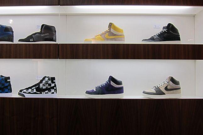 Stussy Sneaker Museum 62 1