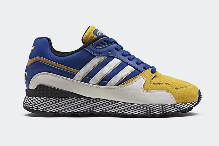 Dragon Ball Z Adidas Ultra Tech Vegeta Official 1