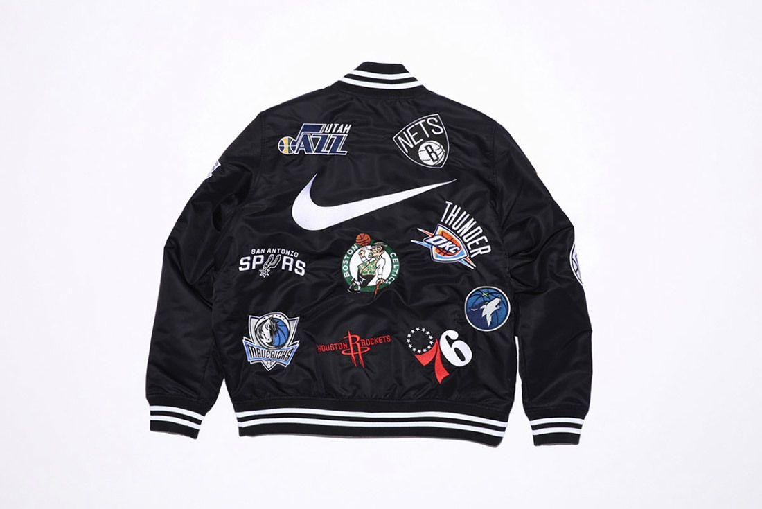 Supreme Nike Nba Air Force 1 High Sneaker Freaker 28