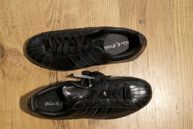 Adidas Superstar Black Frido 1