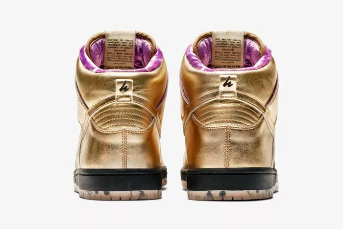 Humidity X Nike Sb Dunk High 8