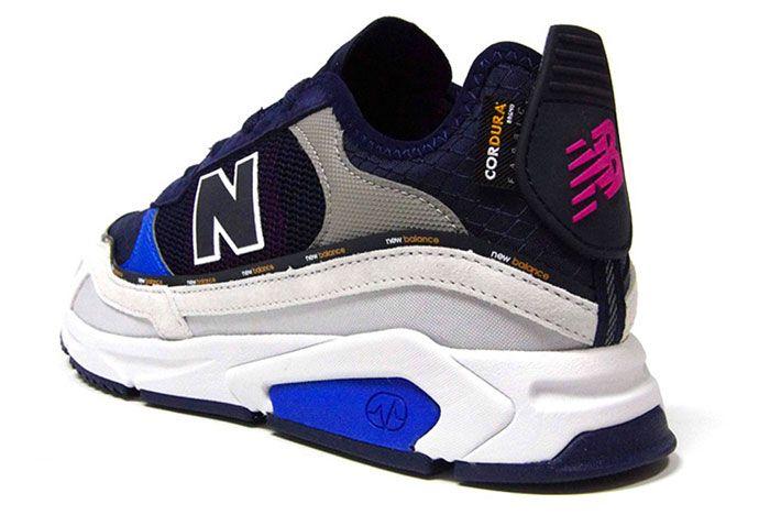New Balance Cordura X Racer Pack Blue1