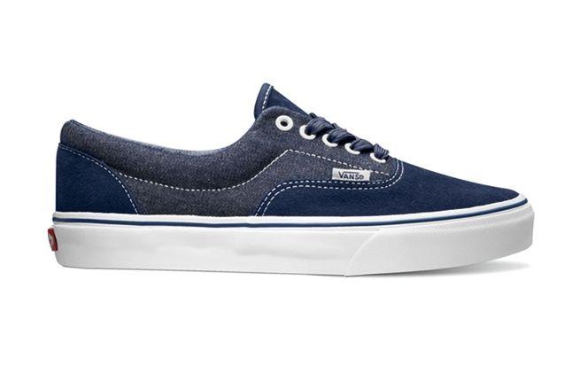 Vans Classics Era Suede Denim Blue Spring 2013 1