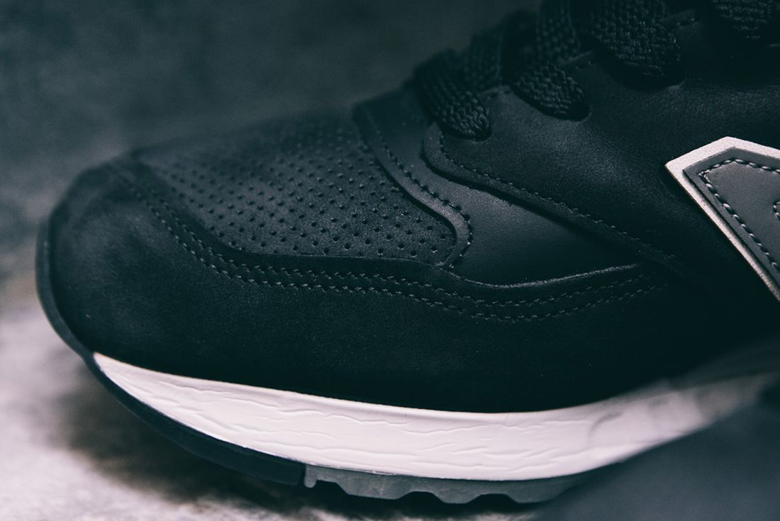 New Balance M998 Dpho Made In Usa Black 5