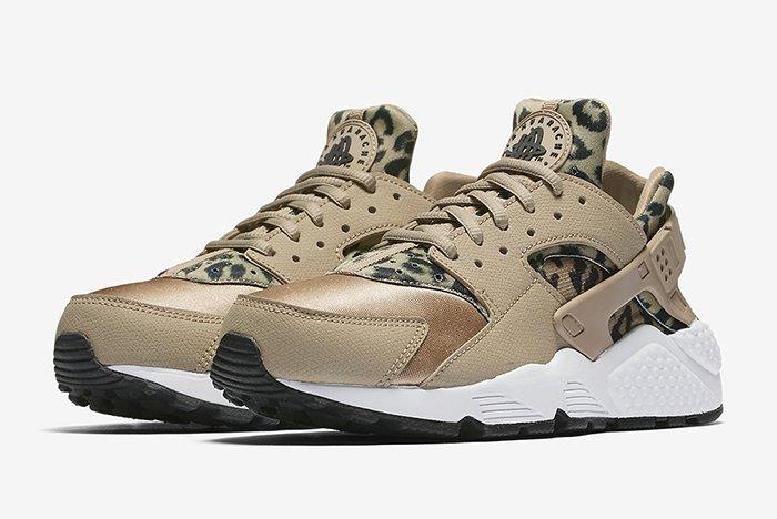 Nike Air Huarache Leopard Pack 5