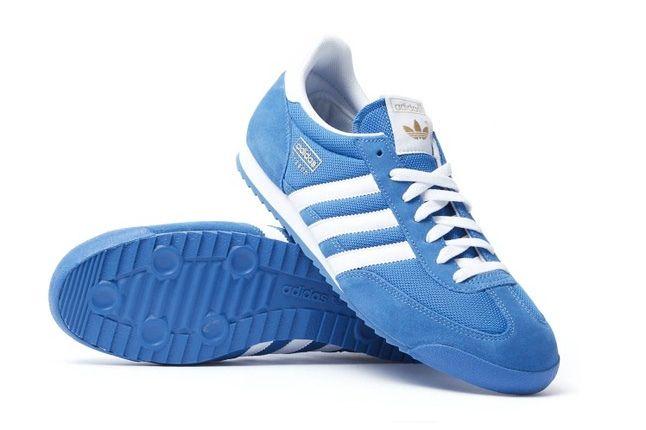Adidas Dragon Pool Blue Hero 1
