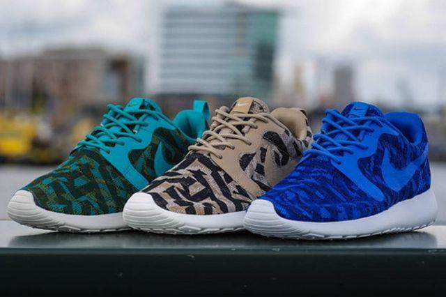 Nike Roshe Run Jacquard