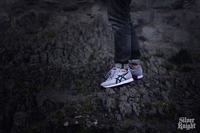The Good Will Out Onitsuka Tiger X Caliber Silver Knight 4