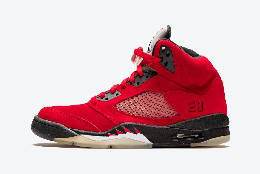 Air Jordan 5 'Raging Bull'
