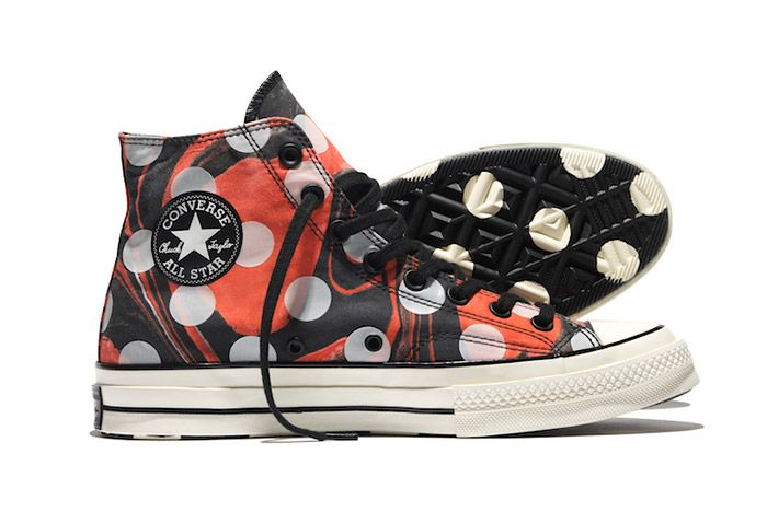 Converse All Star Chuck Taylor 70 Suminagashi Pack Red 3