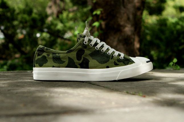 Olive Camo Converse Lith Nyc 1