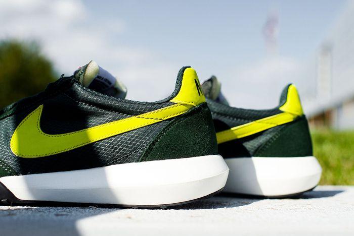 Nike Roshe Waffle Racer Bright Cactus1