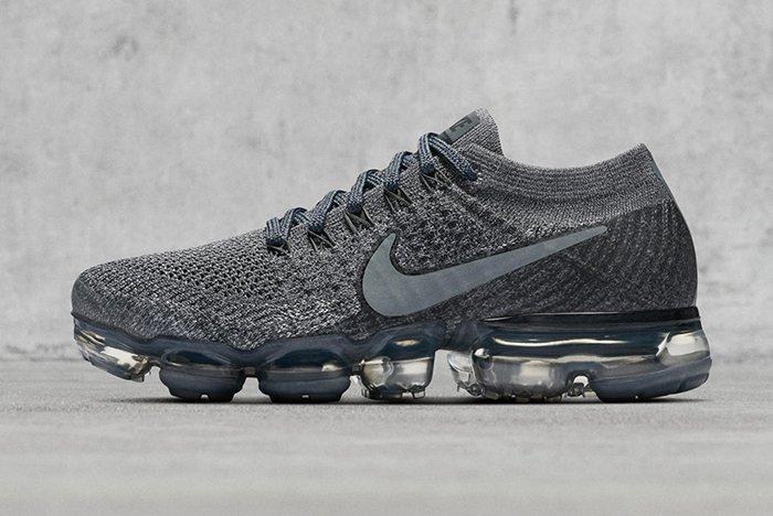 Nike Lab Air Vapor Max Cool Greyfeature