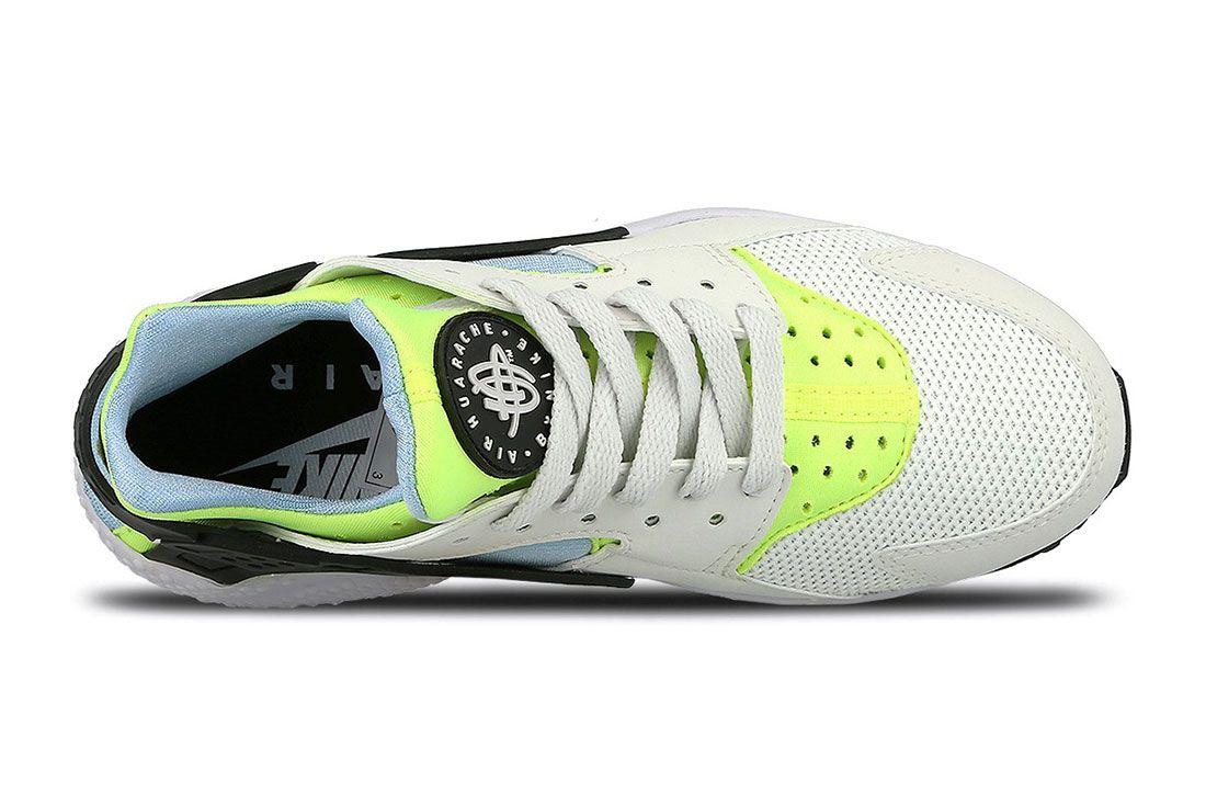 Nike Air Huarache Barely Volt 2