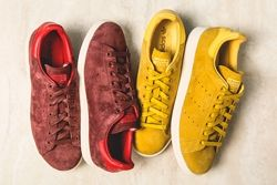 Adidas Originals Stan Smith Suede Delivery Thimb