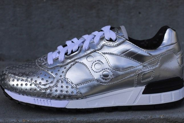 Play Cloths Saucony Silver Profile 1