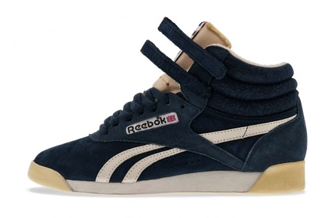 Reebok Freestyle Hi Italy Navy 1