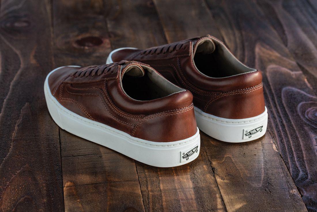Horween Leather X Vans Vault Collection23