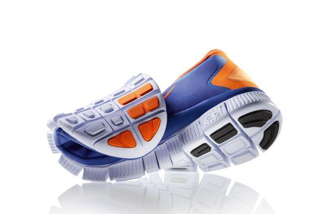 Nike Free 5 0 Blue Orange Twisted 1