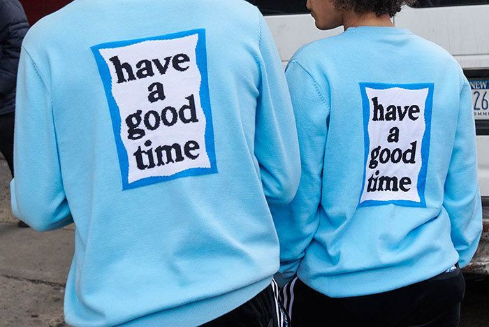 Adidas Have A Good Time Collection 1