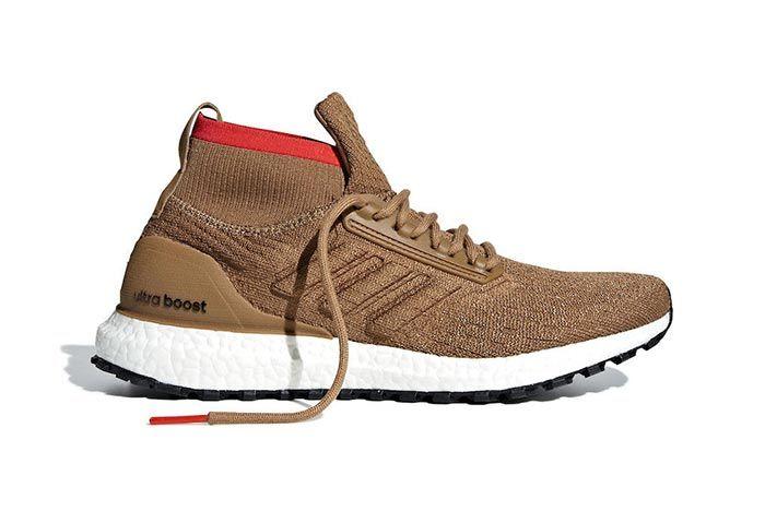 Adidas Ultra Boost Raw Desert 1