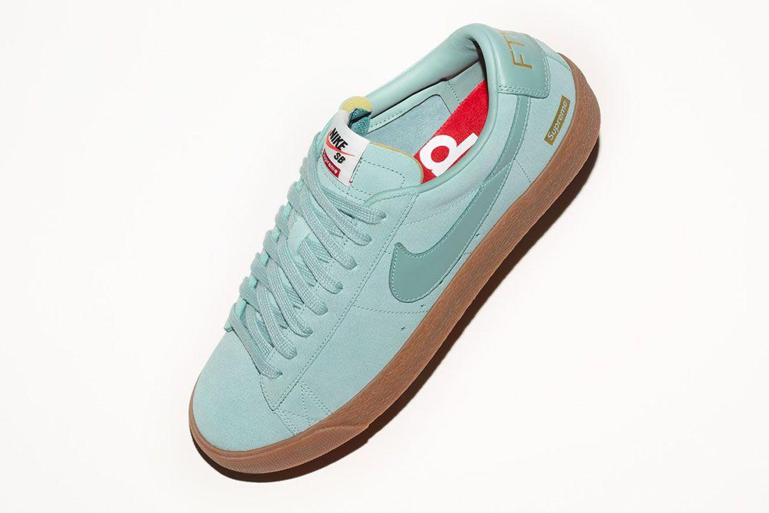 Supreme X Nike Sb Blazer 4