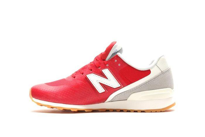 New Balance Wr 996 Red