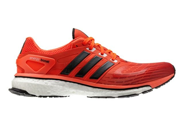 Adidas Energy Boost Summer Collection Red Blk Profile 1