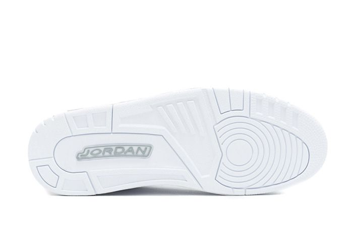 Air Jordan 3 Silver Anniversary Triple White Sneaker Freaker 1