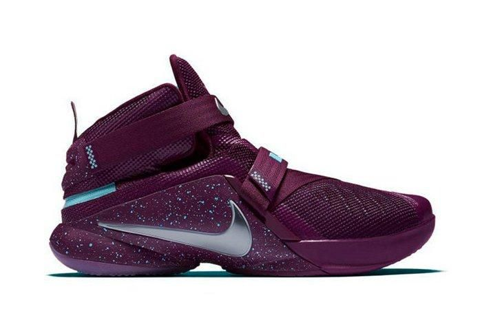 Nike Le Bron Zoom Soldier 2