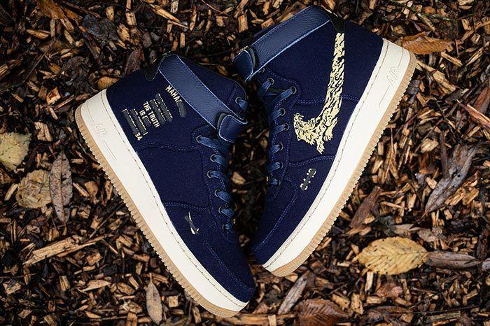 Maharishi Nike Bowfin 15