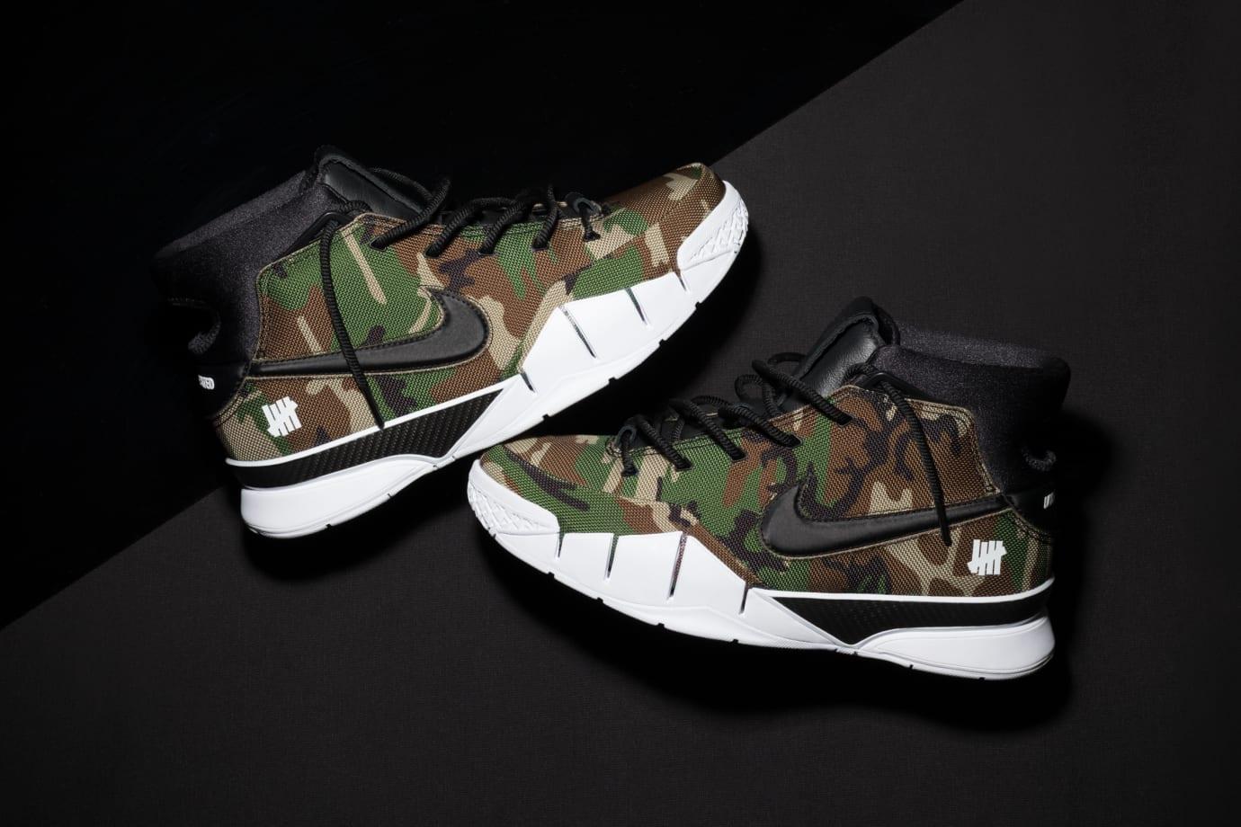 UNDEFEATED X Nike Kobe 1 Protro