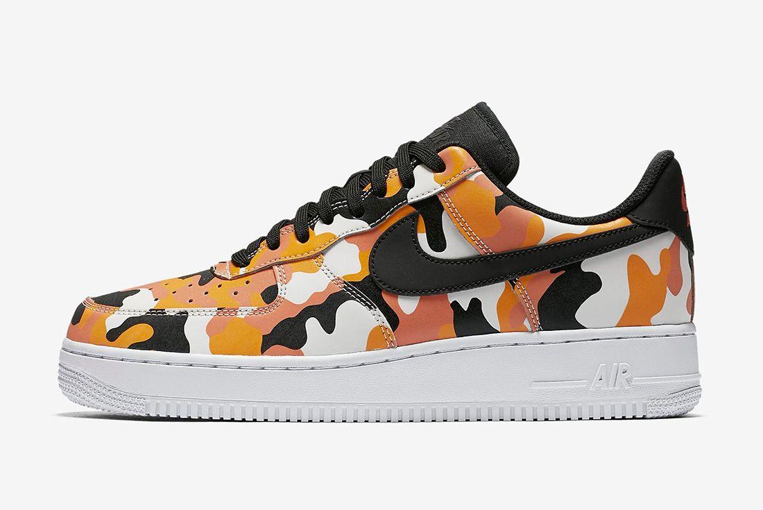 Nike Air Force 1 Country Camo Sneaker Freaker 1