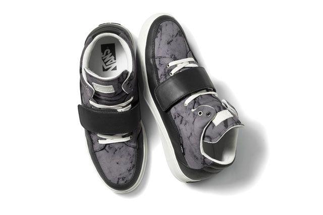 Vans Tenent Black Printstarwhite