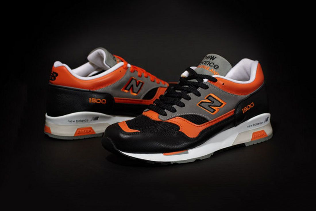 Crooked Tongues X New Balance 1500 Made In England Pack 2