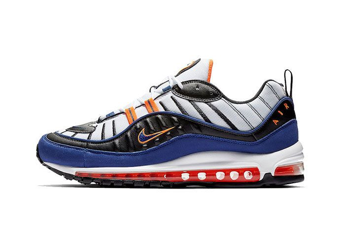 Nike Air Max 98 Knicks Sneaker Freaker3