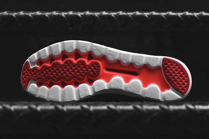 Nike Mayfly Lite Redwhite 4