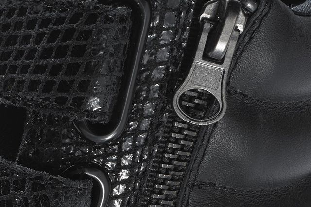Reebok Alicia Keys Wedge Reptile Detail