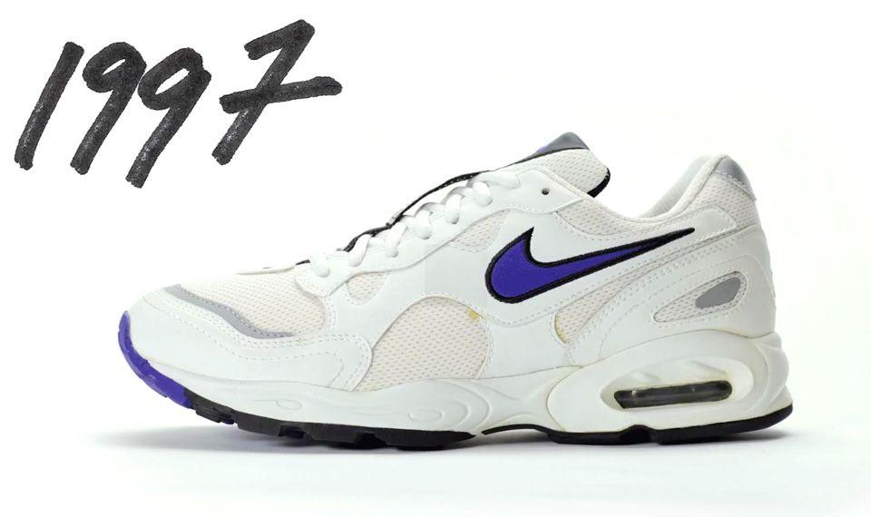 Nike Pegasus 1997