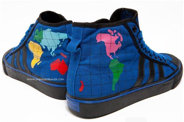 Jeremy Scott Adidas Obyo Nizza Globe 5 2