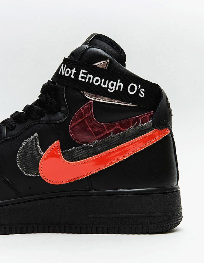Nike Air Force 1 John Geiger Misplaced Checks 1