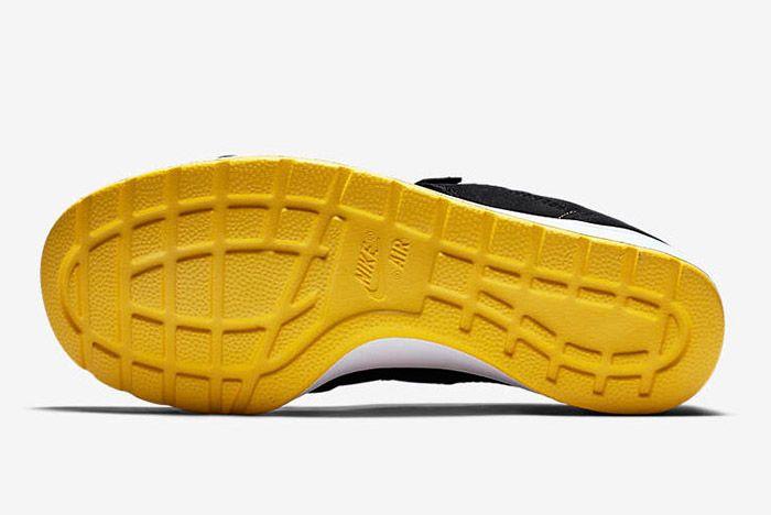 Nike Sock Racer Og Black Yellow 1