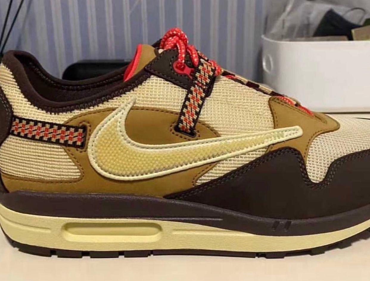 Travis Scott x Nike Air Max 1
