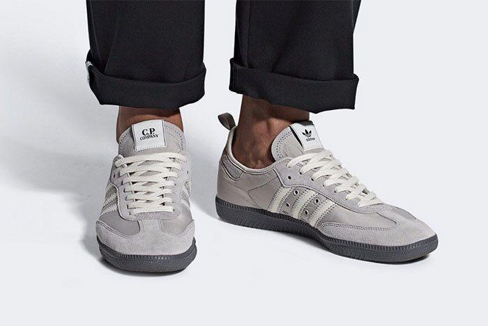 Cp Company X Adidas Sneaker Freaker1