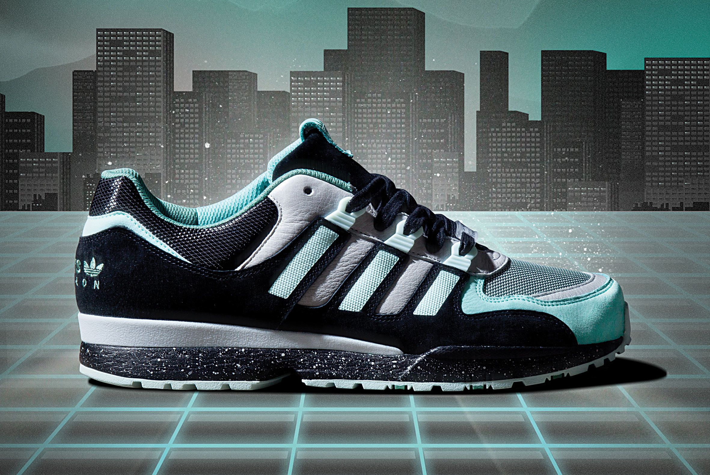 Sneaker Freaker x adidas Torsion Integral