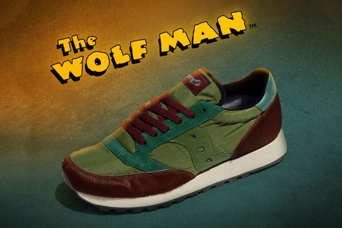 Universal Monsters X Super 7 X Saucony Jazz Original 2018 4