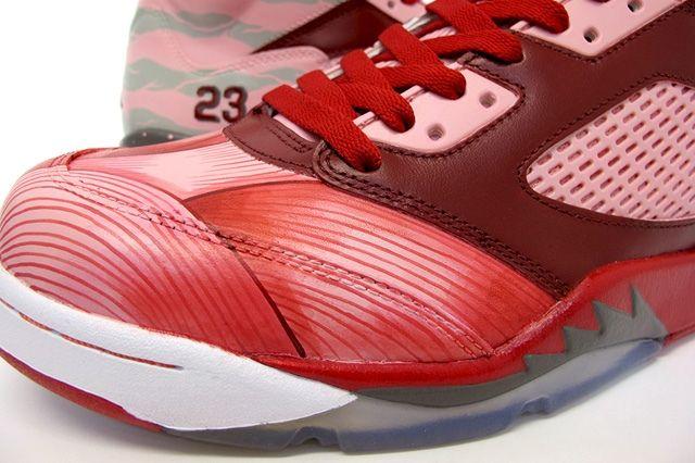 Sekure D Custom Air Jordan V Seconds Please 4